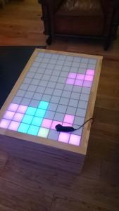 Tetris Tisch
